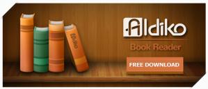 La meilleure application liseuse pour Android gratuite : Aldiko