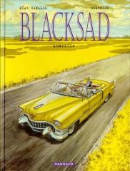 Une couverture colorée, comme le reste de la BD