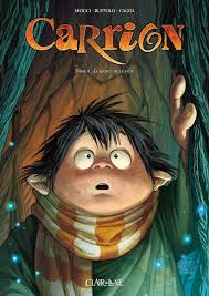 CARRION COUVERTURE TOME 1