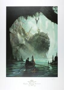 Long John Silver, Neptune