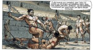 Murena Gladiateurs