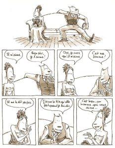 ... à la folie, page 1